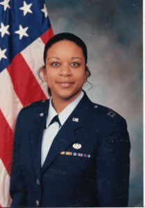 Judge Whitner Air Force